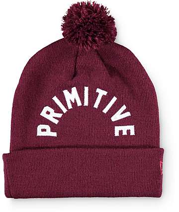 Primitive Arc New Era Pom Beanie