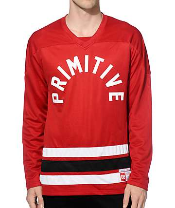 Primitive Arch Hockey Jersey