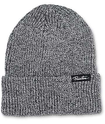Primitive Atlantic Black Beanie