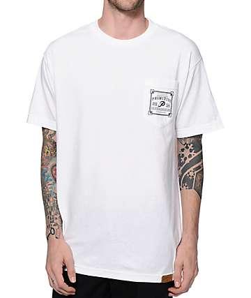 Primitive Authentic Pocket T-Shirt