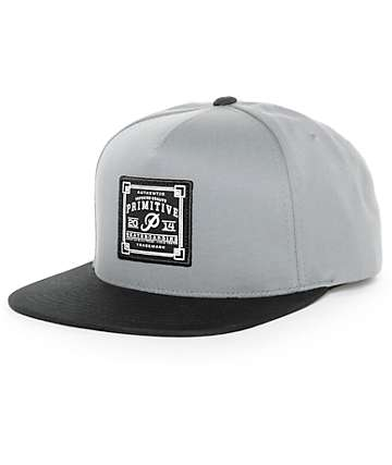 Primitive Authentic Skate Patch gorra snapback