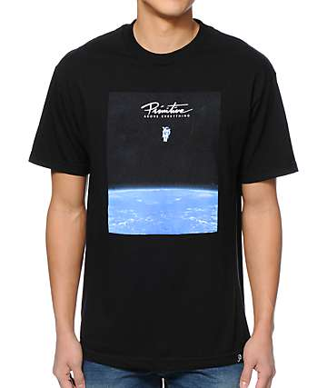 Primitive Beyond Black T-Shirt