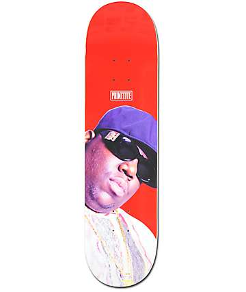 "Primitive Biggie Cover 8.0"" Skateboard Deck"