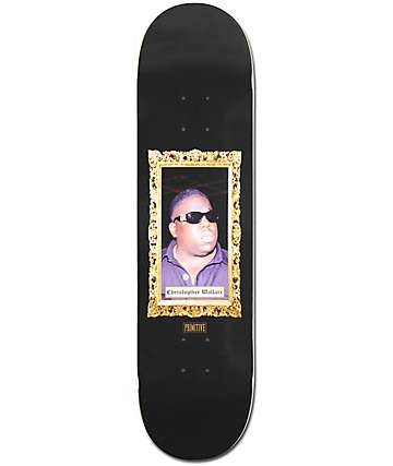 "Primitive Biggie Memorial 8.0"" Skateboard Deck"