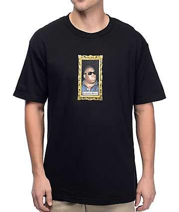 Primitive Biggie Memorial Black T-Shirt