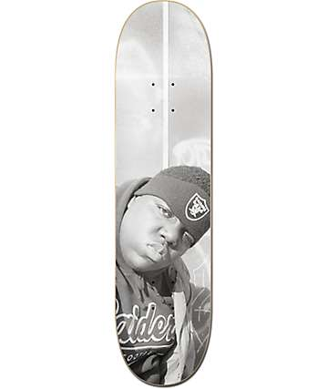 "Primitive Biggie Raiders 8.0""  Skateboard Deck"