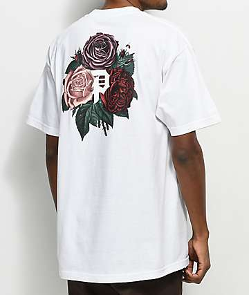 Primitive Bloom White T-Shirt