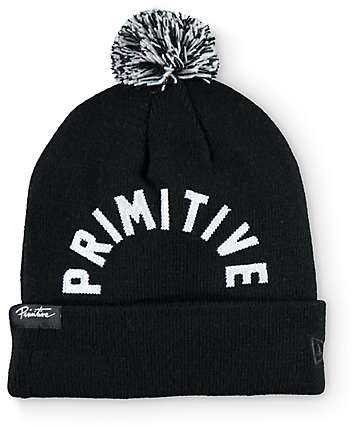 Primitive Camber New Era Pom Beanie