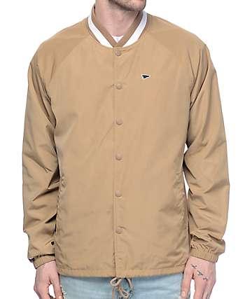 Primitive Camden chaqueta en caqui