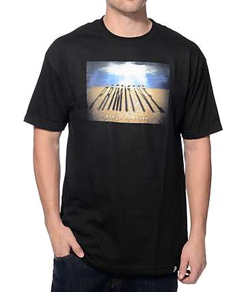 Primitive Caravan Black T-Shirt
