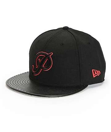 Primitive Cement P New Era Snapback Hat
