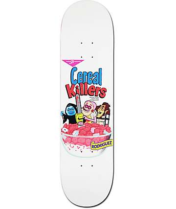 "Primitive Cereal Killers 8.0"" Skateboard Deck"