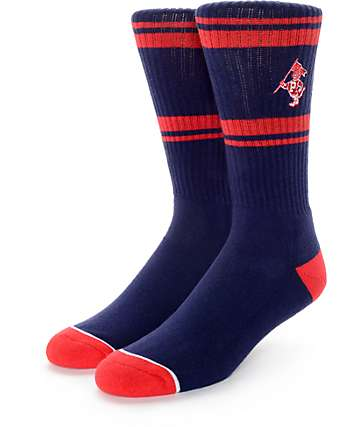 Primitive Champs Navy Crew Socks