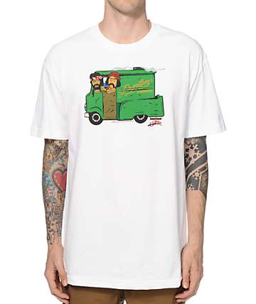 Primitive Cheech & Chong Weed Van T-Shirt