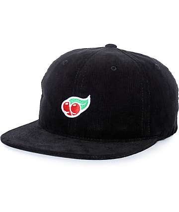 Primitive Cherry Butts gorra snapback en negro