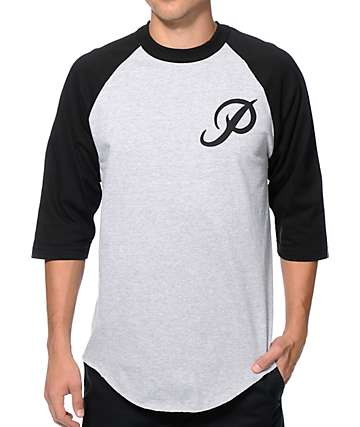 Primitive Classic P Baseball T-Shirt