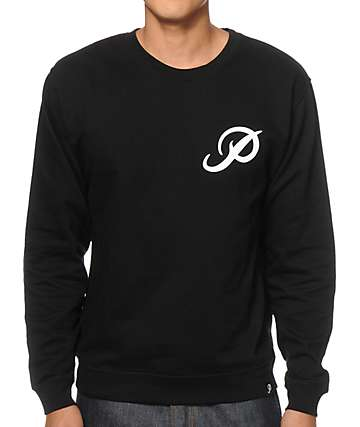 Primitive Classic P Crew Neck Sweatshirt