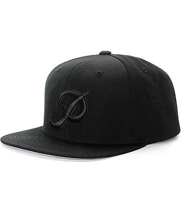 Primitive Classic P Glamour Snapback Hat