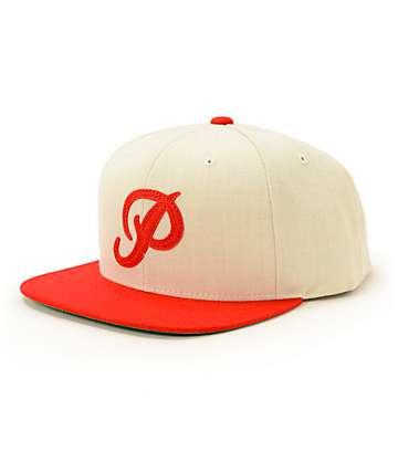 Primitive Classic P Robbie Snapback Hat