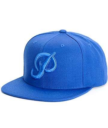 Primitive Classic P Starter Snapback Hat