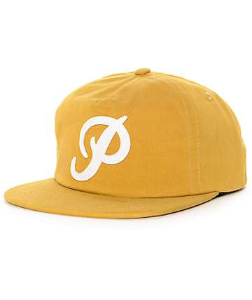 Primitive Clifton Brass Strapback Hat