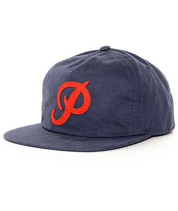 Primitive Clifton Navy Strapback Hat