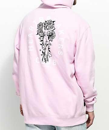 Primitive Club Pink Hoodie
