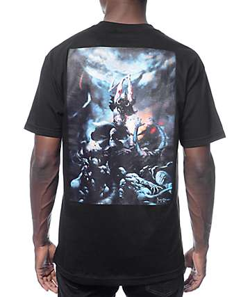 Primitive Death Dealer II Black T-Shirt