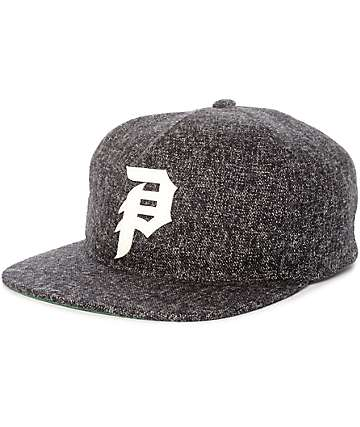 Primitive Dirty P Black Strapback Hat