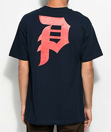 Primitive Dirty P Navy T-Shirt