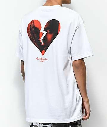 Primitive Donna camiseta blanca