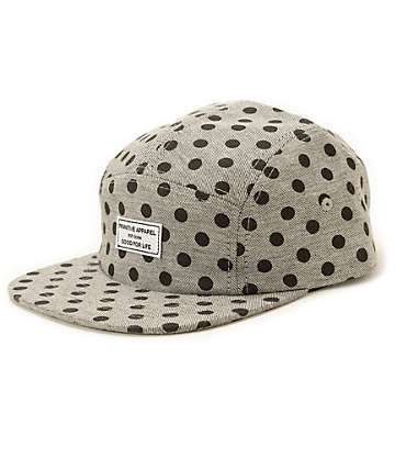 Primitive Dots 5 Panel Hat