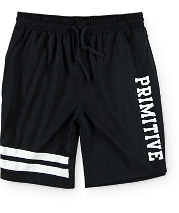 Primitive Enforcer Mesh Shorts
