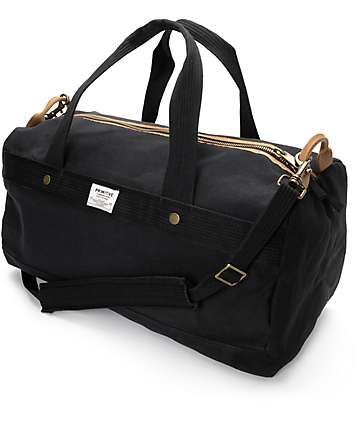Primitive Essential Black Duffle Bag