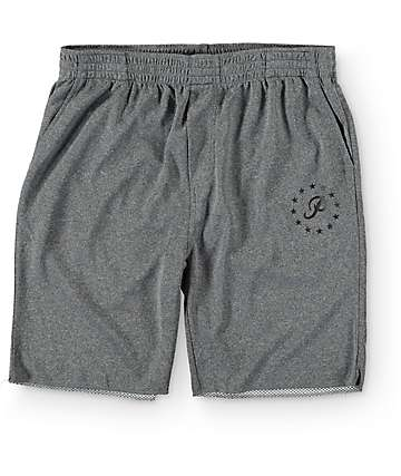 Primitive GFL Grey Tech Shorts