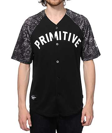 Primitive Good For Life Baseball Jersey