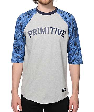 Primitive Good For Life Baseball T-Shirt