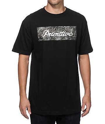 Primitive Good For Life Signature Floral T-Shirt