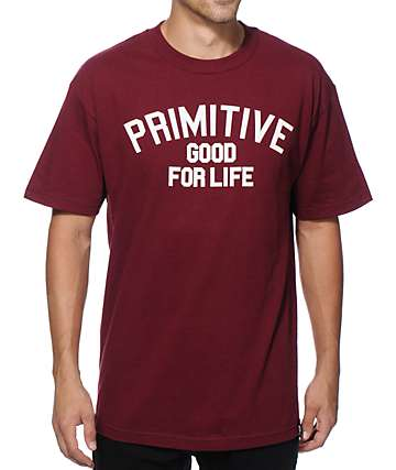 Primitive Good For Life T-Shirt
