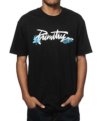 Primitive Good For Life Thrashed T-Shirt