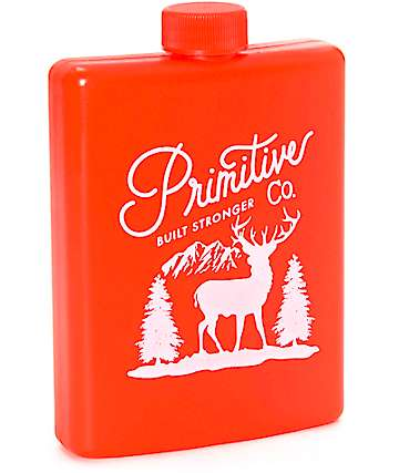 Primitive Great Outdoors Flask