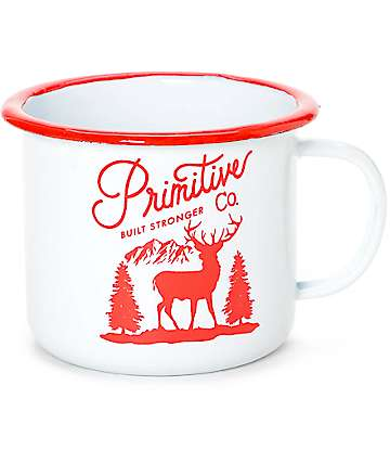 Primitive Great Outdoors taza