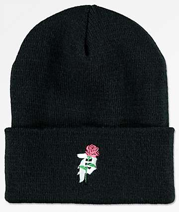 Primitive Heartbreakers Black Beanie