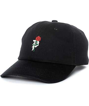 Primitive Heartbreakers Black Strapback Hat