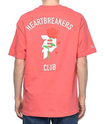 Primitive Heartbreakers Co T-Shirt