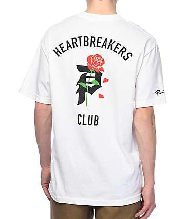 Primitive Heartbreakers Co camiseta blanca