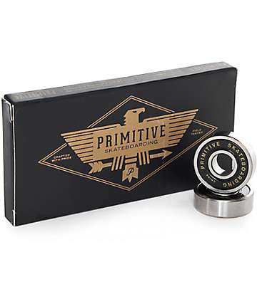 Primitive High Precision Skateboard Bearings