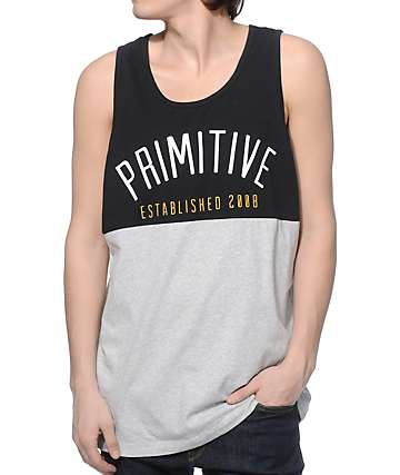 Primitive Marathon Tank Top