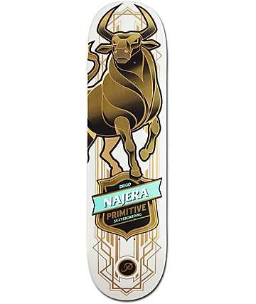 """Primitive Najera Bull 8.25"""" tabla de skate"""