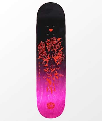 """Primitive Najera Heartbreakers 8.0"""" Skateboard Deck"""